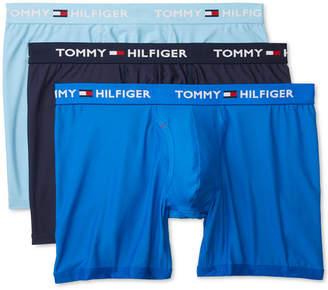 Tommy Hilfiger Men 3-Pk. Everyday Micro Boxer Briefs