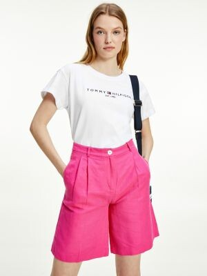 Tommy Hilfiger Essentials Logo Relaxed Fit T-Shirt