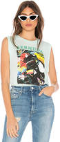 Wildfox Couture Bermuda Vintage Muscle Tank