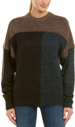 Isabel Marant Daryl Mohair & Wool-Blend Sweater