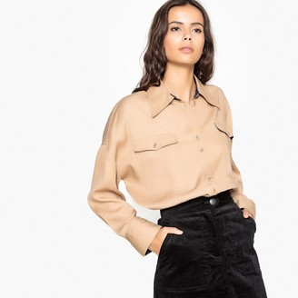La Redoute Collections Loose Fit Shirt