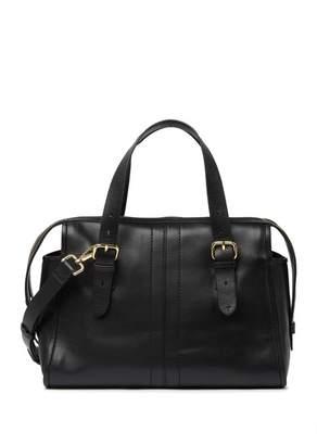 Tignanello Woodbury Leather Satchel