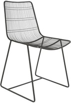 Tabitha wire dining chair