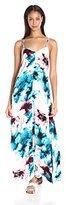 Olive + Oak Olive & Oak Women's Floral Midi Dress