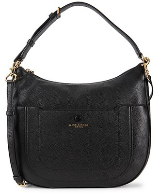 Marc Jacobs Empire City Zipper Leather Hobo