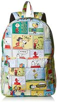 Peanuts Comic Strip Backpack