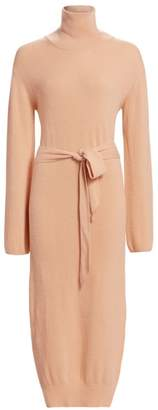 Nanushka Canaan Cashmere-Blend Turtleneck Sweater Dress