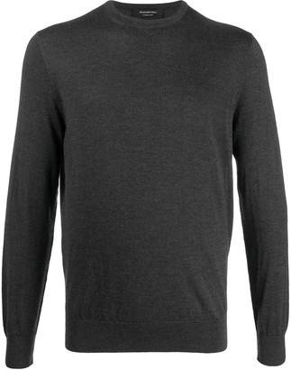 Ermenegildo Zegna Silk-Cashmere Blend Sweatshirt