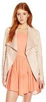 Miss Me Women's Long Sleeve Shoe Lace Jacket