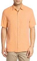 Tommy Bahama Men's Big & Tall Luau Floral Silk Shirt
