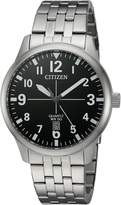 Citizen Men's BI1050-81F New Quartz Black Dial Wrist Watch