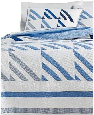 Martha Stewart Nautical Sails Cotton Quilt