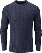 Henri Lloyd Men's Kramer Regular Crew Neck Knit