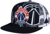 adidas Washington Wizards All Team Screen Print Snapback Cap