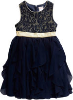 Youngland Young Land Sleeveless Party Dress - Preschool