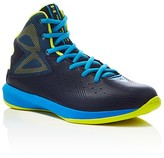 Under Armour Boys' Rocket Mid Top Basketball Sneakers - Big Kid