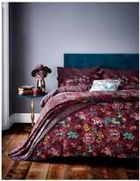 V&A Oriental Peony 100% Cotton Duvet Cover Set
