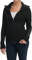 Smartwool Ski Town Sweater - Merino Wool, Zip Front (For Women)