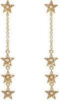 Jennifer Meyer Women's Star Long-Drop Earrings