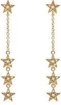Jennifer Meyer Women's Star Long-Drop Earrings
