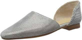 Melvin & Hamilton Women's Joolie 8 Closed Toe Sandals silver Size: 5.5-6