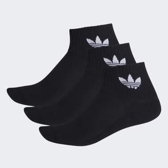 adidas Mid-Cut Crew Socks 3 Pairs