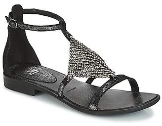NOW MOVIDIA women's Sandals in Black