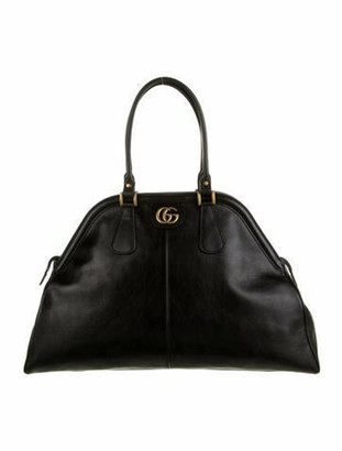 Gucci Re(Belle) Large Tote Black