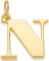 Monica Vinader Alphabet Pendant N