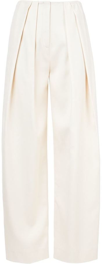 Vika Gazinskaya pleated trousers