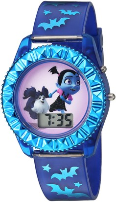 Disney Kids' VMP4004 Digital Display Quartz Blue Watch