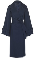 The Row Swells Virgin Wool Coat