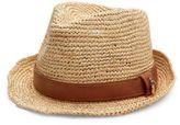 Melissa Odabash Cameron Raffia Hat