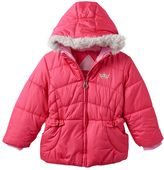 ZeroXposur Girls 4-6x Rosetta Heavyweight Puffer Jacket
