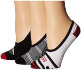 Vans Street Sweeper Canoodles 3-Pair Pack Women's Crew Cut Socks Shoes