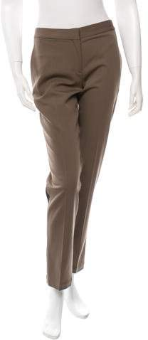 Calvin Klein Collection Wool Bicolor Pants w/ Tags