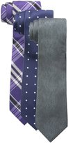 Nick Graham Men's 3 Tie Gift Set Box 1