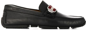 Bally Pixio buckled loafers