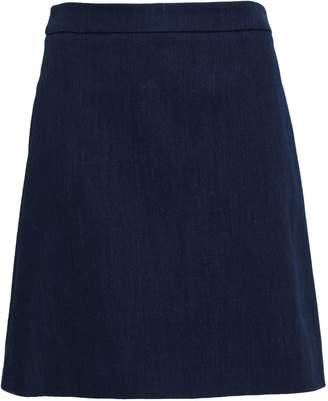 ADAM by Adam Lippes Flared Denim Mini Skirt
