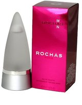 Rochas Man Cologne by for Men. Eau De Toilette Spray 1.7 Oz / 50 Ml.