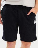 Rusty Flinters Elastic Shorts