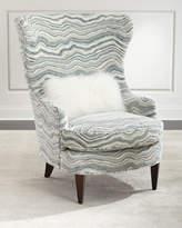 Ambella Begonia Wing Chair