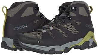 Oboz Arete Mid (Charcoal/Woodbine Green) Men's Shoes
