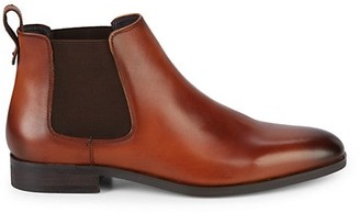 Steve Madden Yearn Leather Chelsea Boots