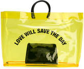 DSQUARED2 Love Will Save The Day shopper
