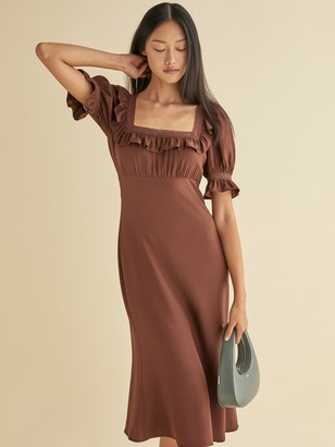Reformation Fifer Dress