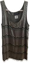 Antik Batik Khaki Dress for Women