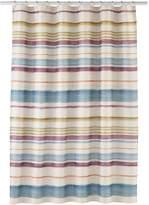 Caymen Stripe Shower Curtain