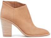 Vince Easton Nubuck Ankle Boots - Sand