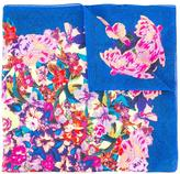 Etro floral print scarf - women - Silk/Cotton/Cashmere - One Size